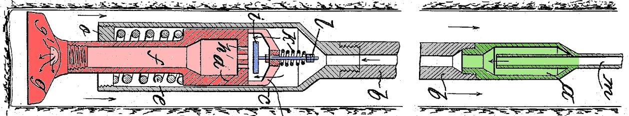 Hydraulic driven chisel by Wolski
