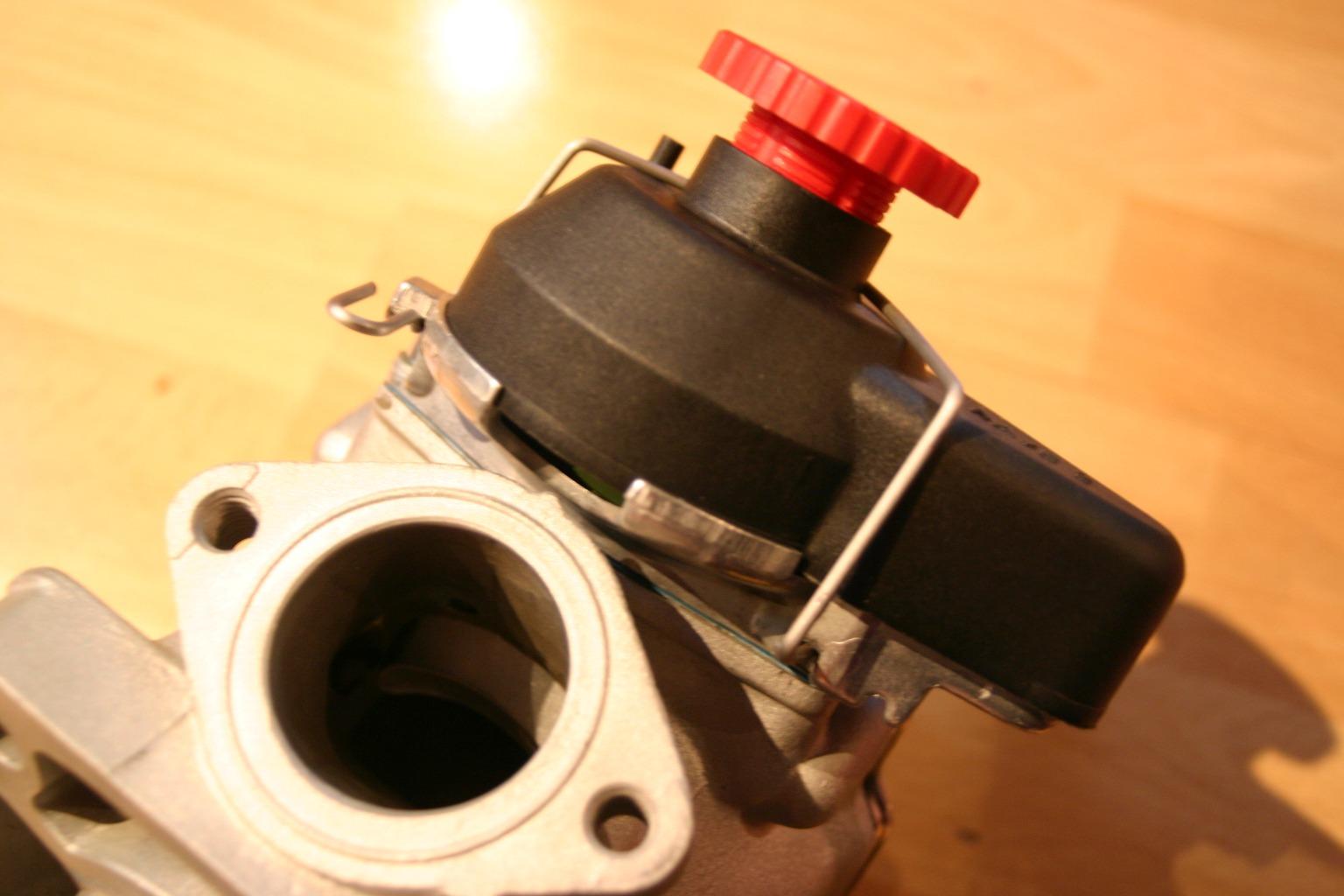 Pneumatische RAVE 2 RS 125