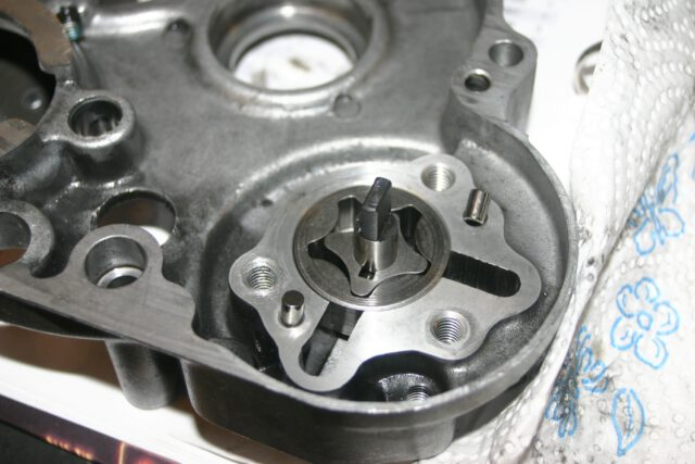 Oil Pump RS 250